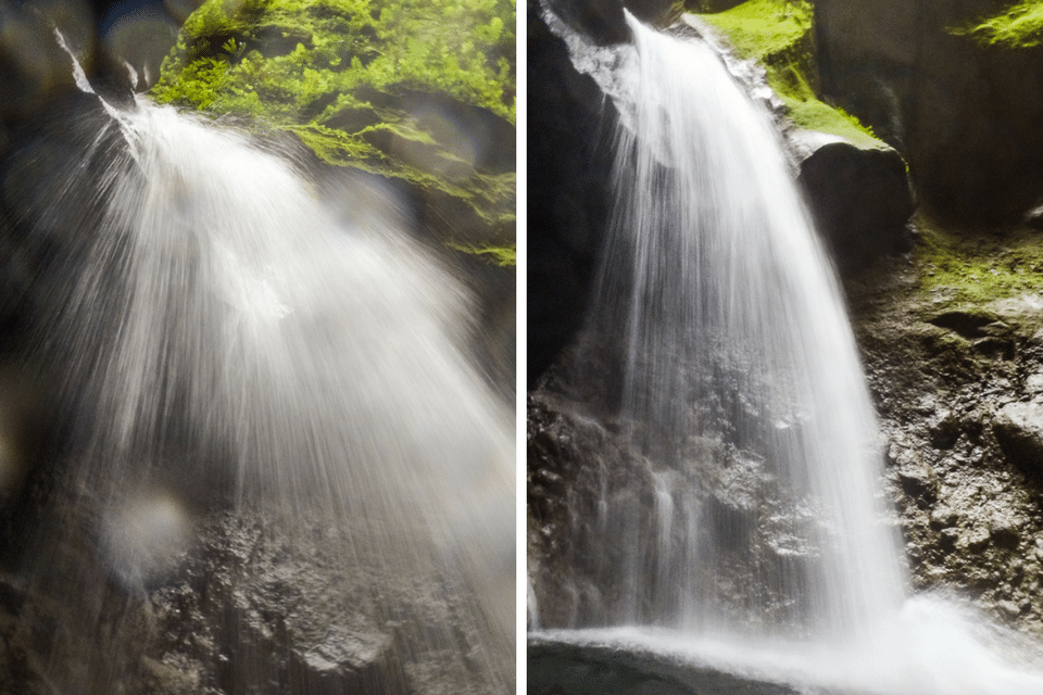 cascade gorges de la falaise