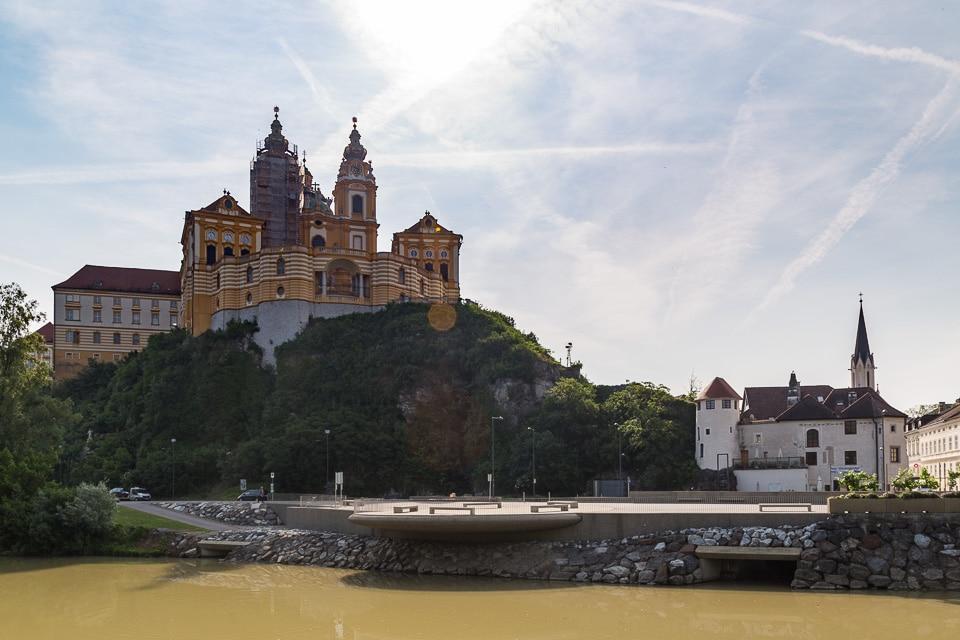 melk abbaye danube