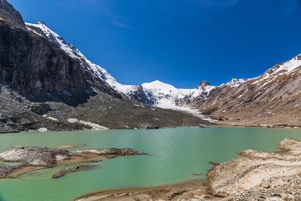 pasterze glacier trail