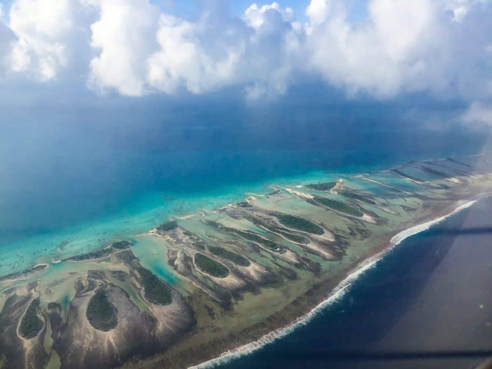 Avion atoll tikehau