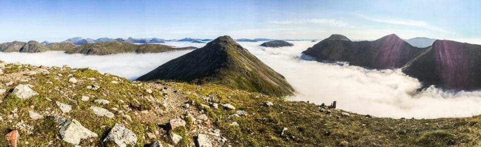 randonnée glencoe ecosse montagne