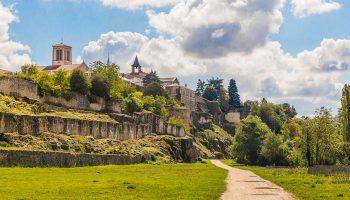 parthenay ville medievale
