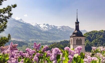 week-end à gruyère en suisse
