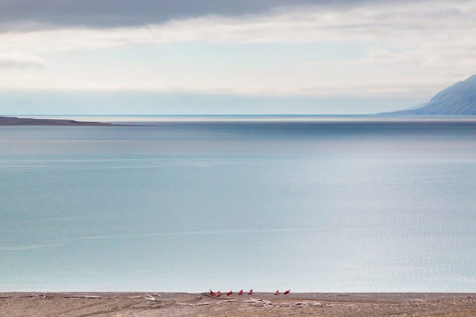 norvege-spitzberg-kayak-fjord