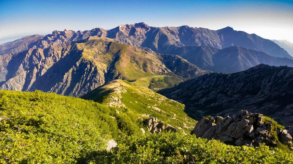 randonnées trek Corse