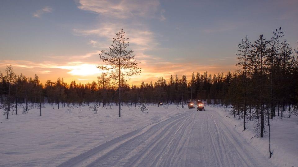 voyage laponie finlandaise