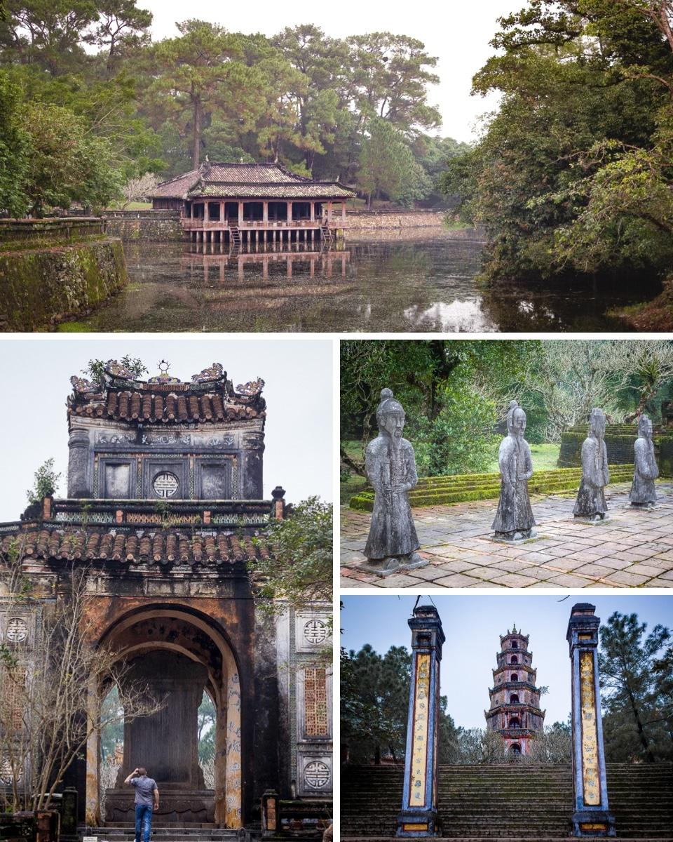 Vietnam-hue-tombeau