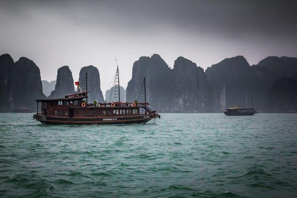 coups de cœur Viêtnam-baie-halong