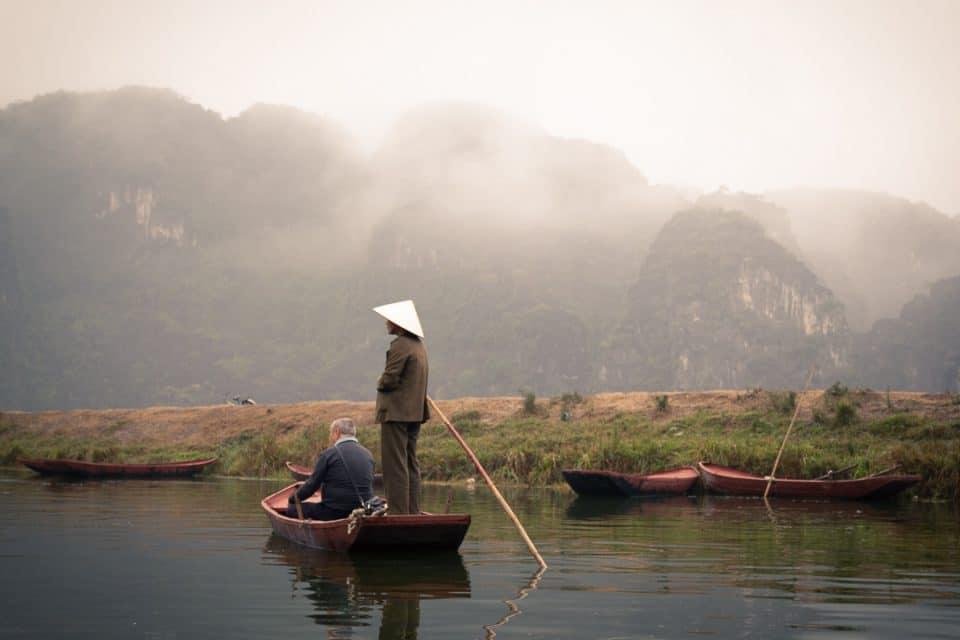 vietnam baie halong terrestre