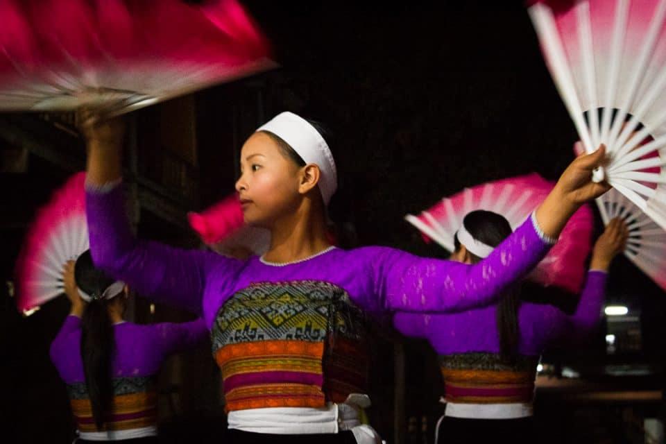 vietnam danse traditionnelle