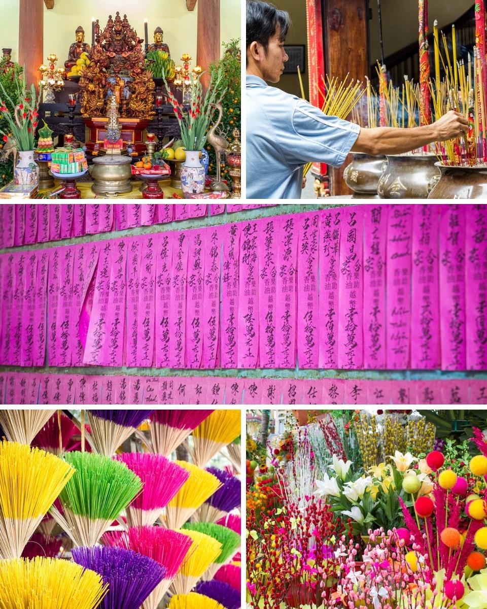 Vietnam fête tet