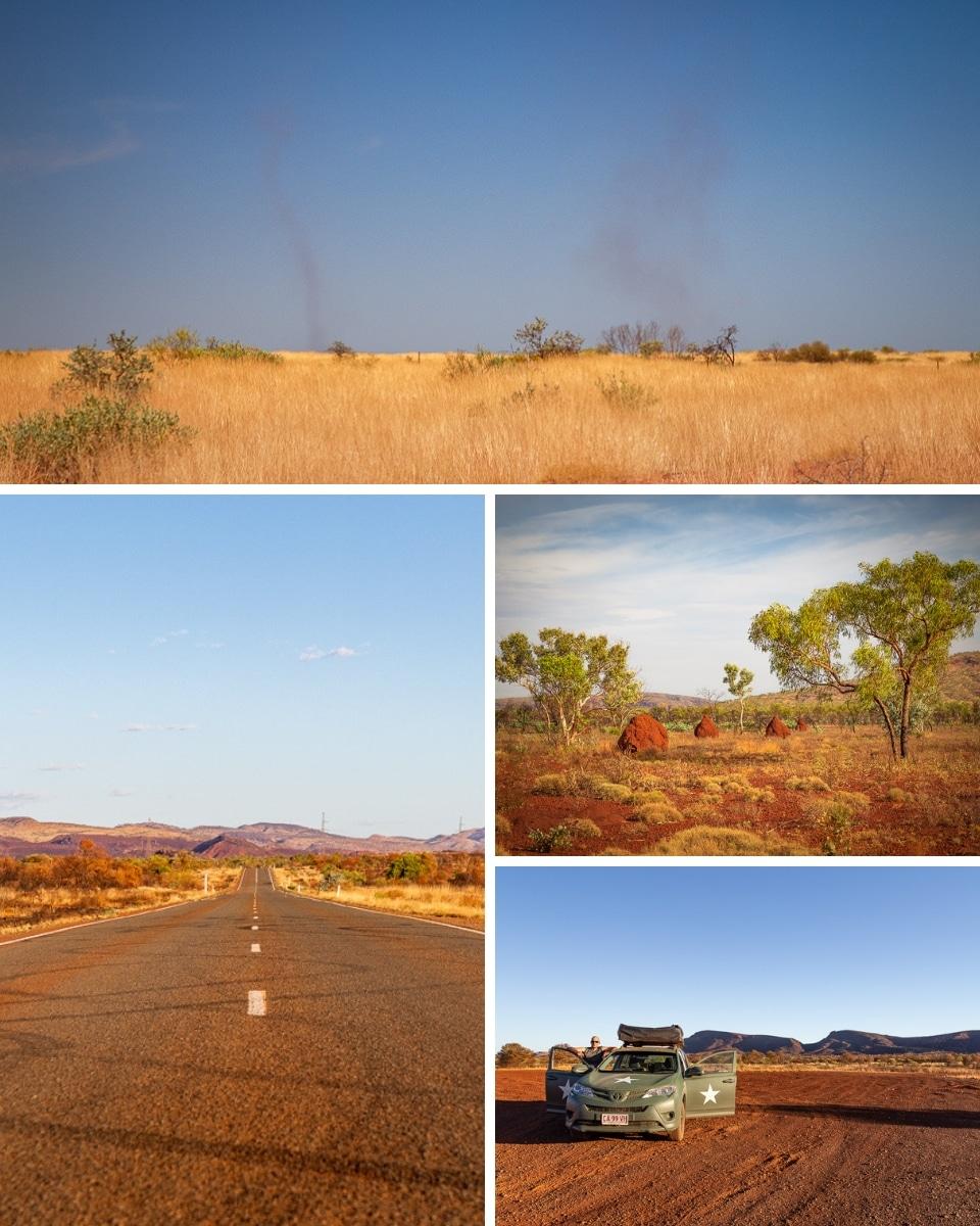 australie-ouest-karijini-route