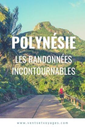 randonnées polynésie