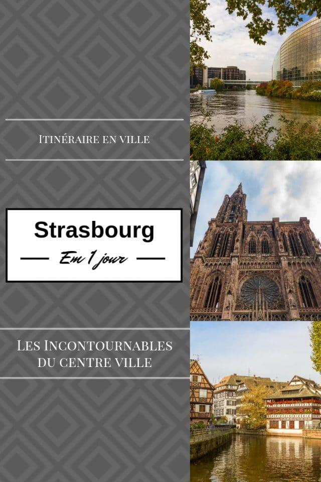 week-end Strasbourg