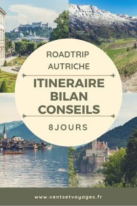 road-trip autriche