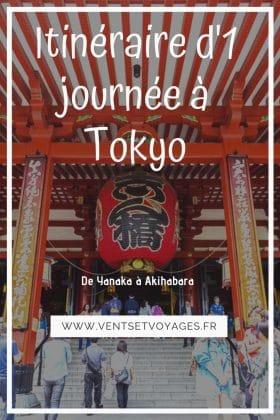 quartiers incontournables tokyo