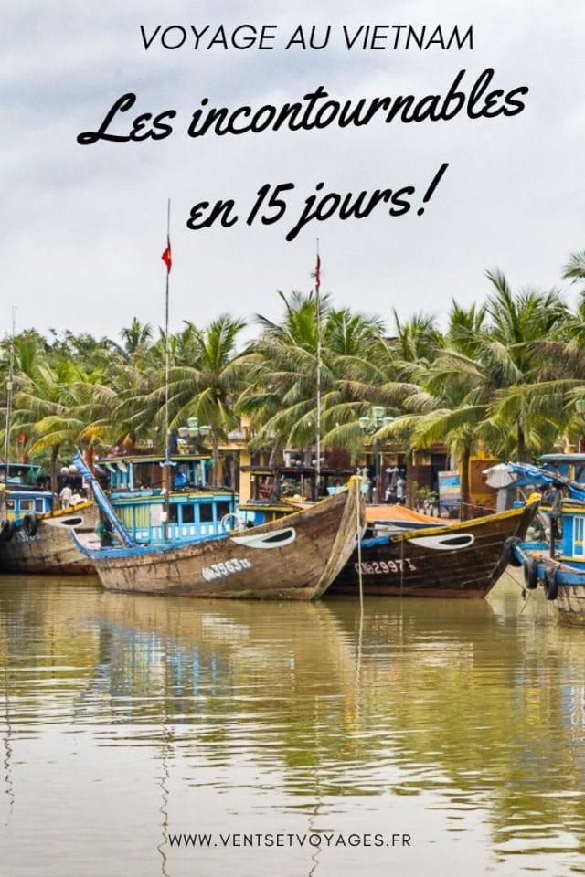 vietnam 15 jours