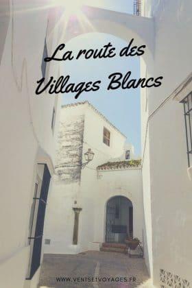 la route des villages blancs