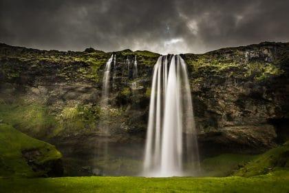 islande seljalandsfoss cascade