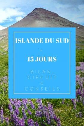 islande sud été