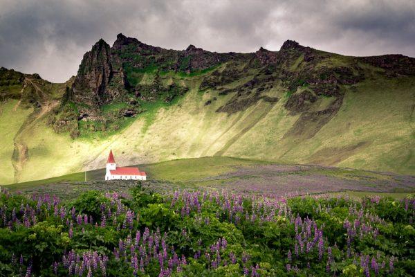 islande vik eglise