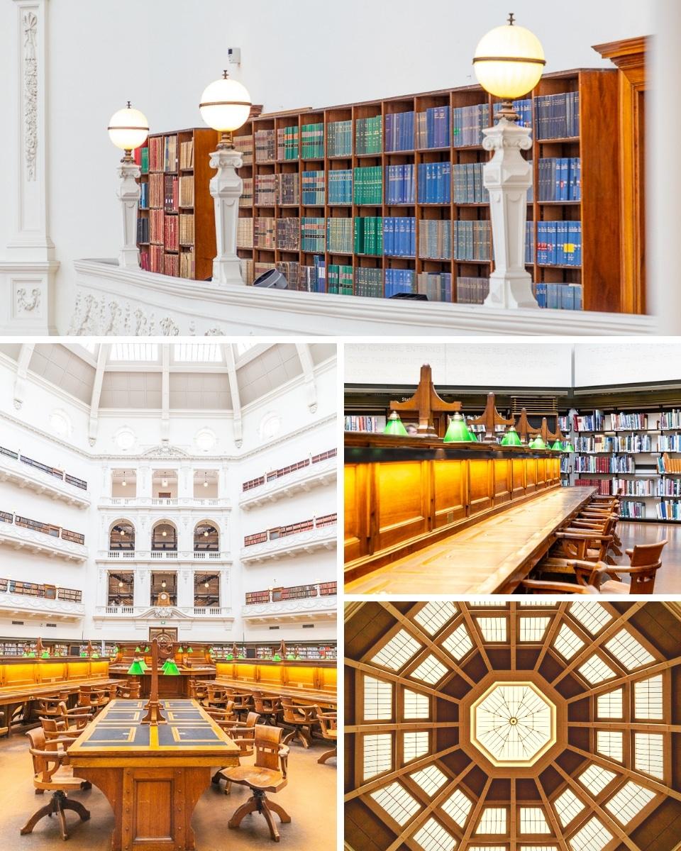bibliotheque victoria melbourne