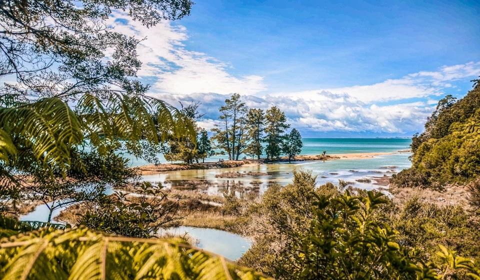 abel-tasman nouvelles zelande -destination-hiver