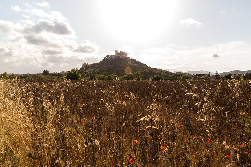 chateau majorque