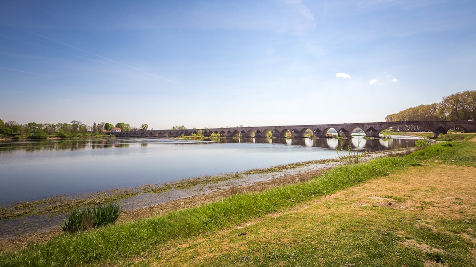 week-end val de Loire pont beaugency