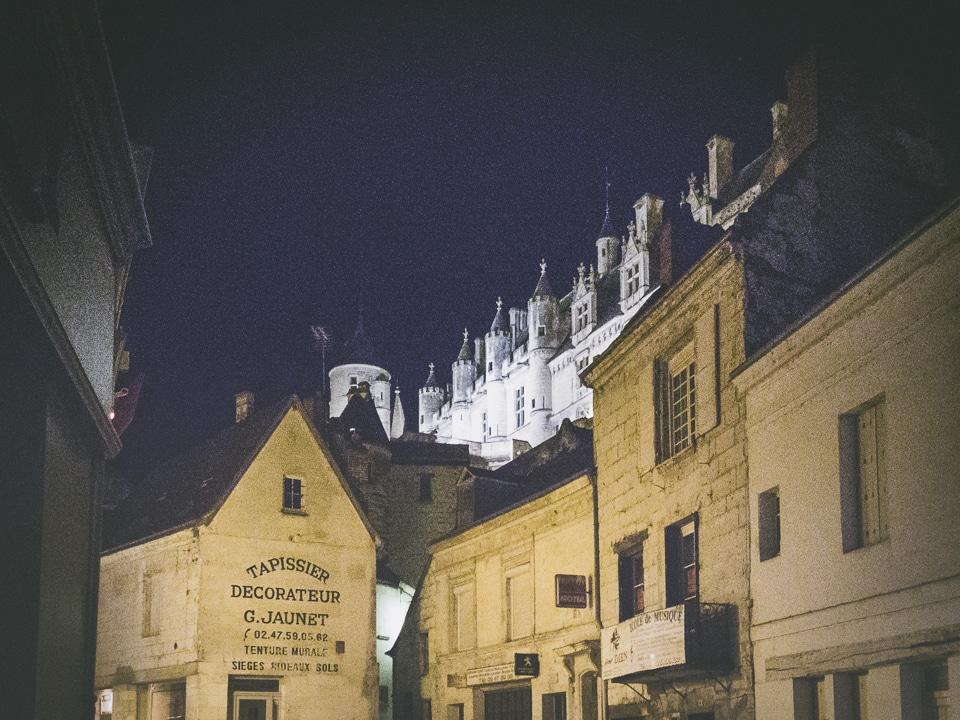loches chateau