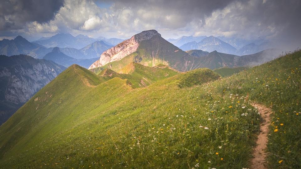 alpes minitrek