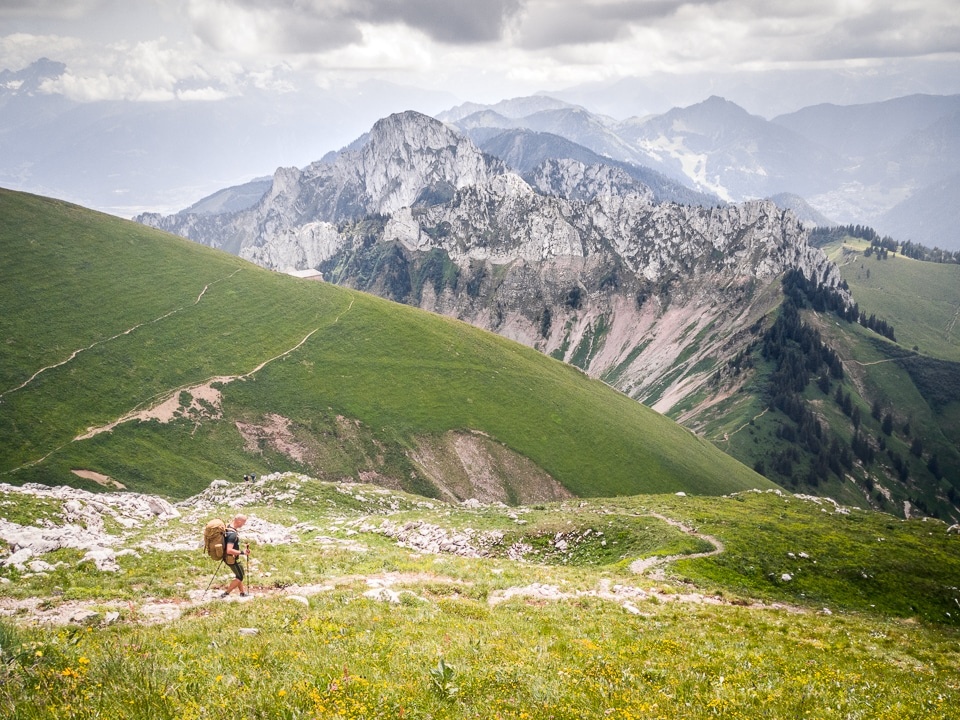 alpes montagne