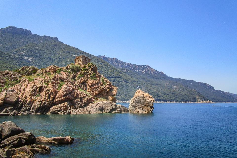 Corse-porto