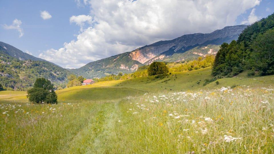 haute chaine du Jura randonnée
