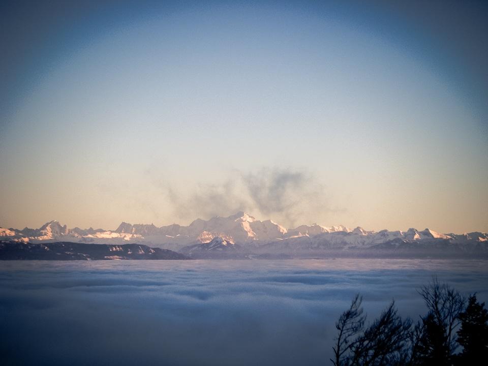 mont blanc-ain