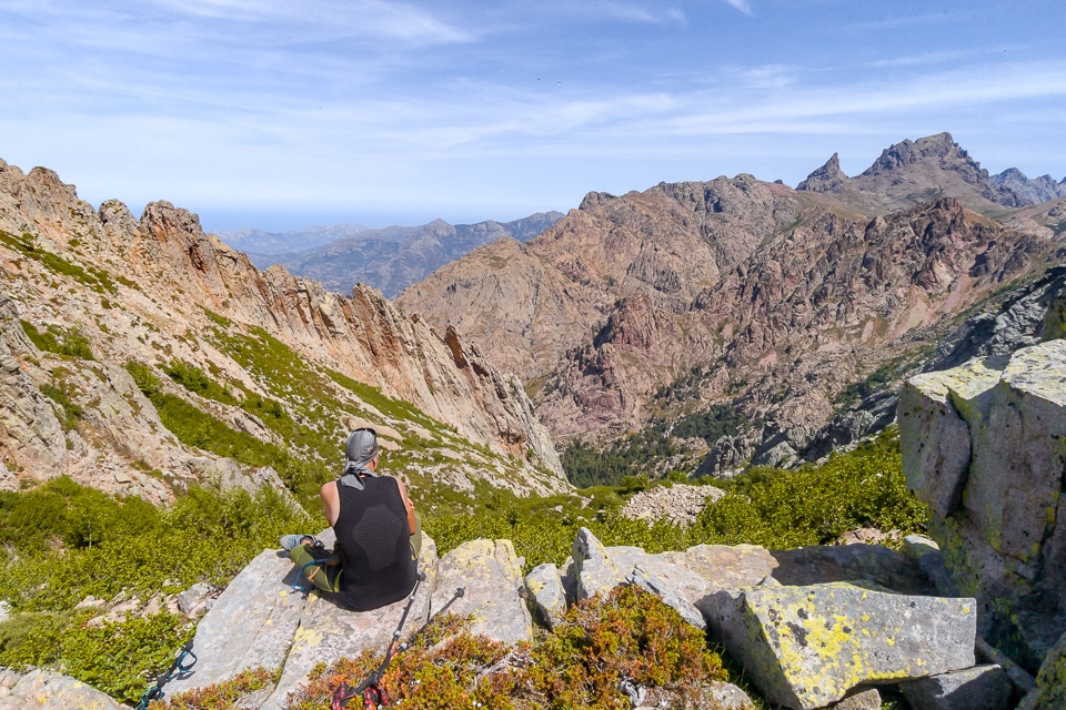 Corse randonnées