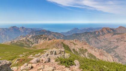 Corse-randonnée