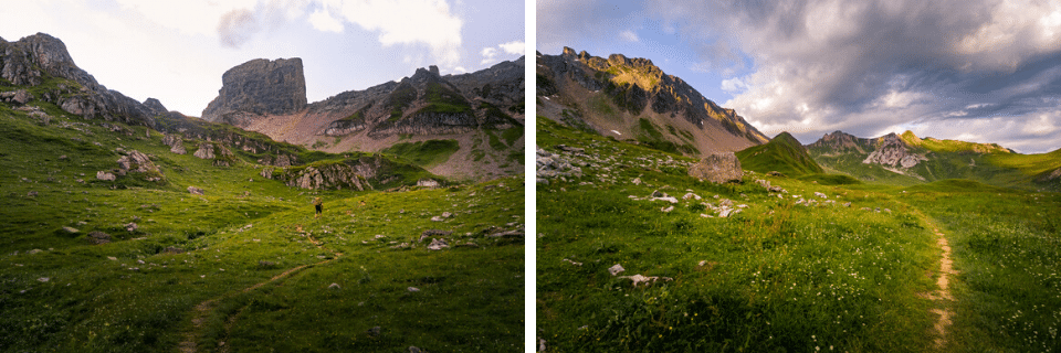 alpes-lac damour