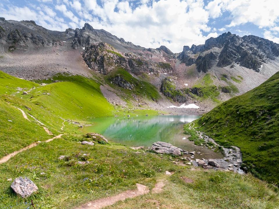lac d'amour beaufortain