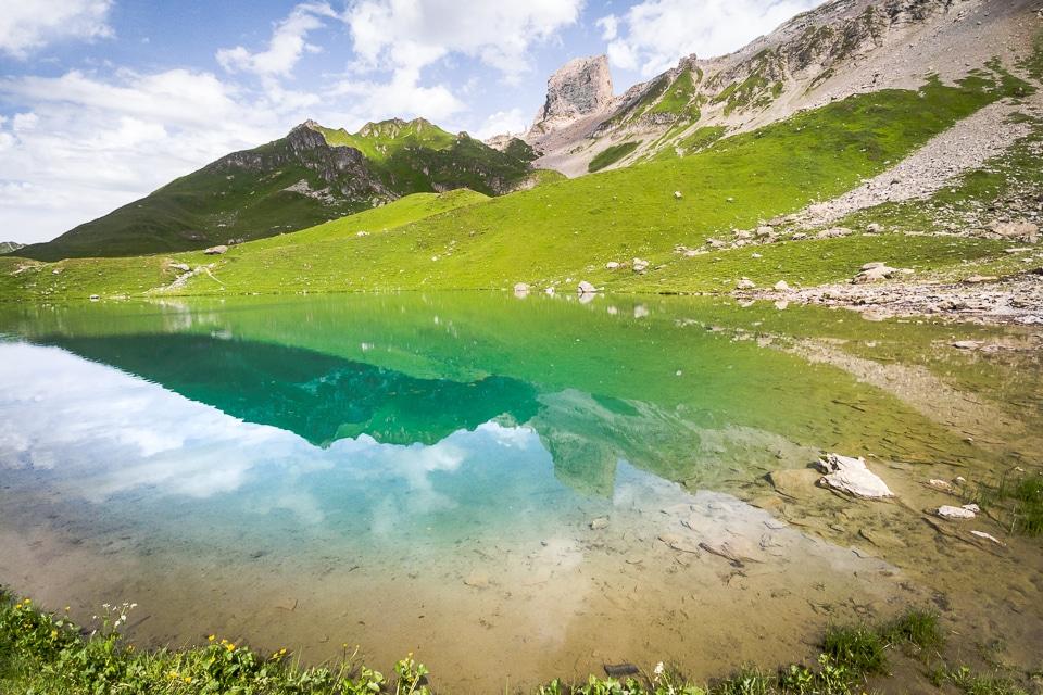 lac d'amour savoie