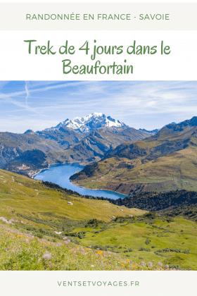 trek beaufortain