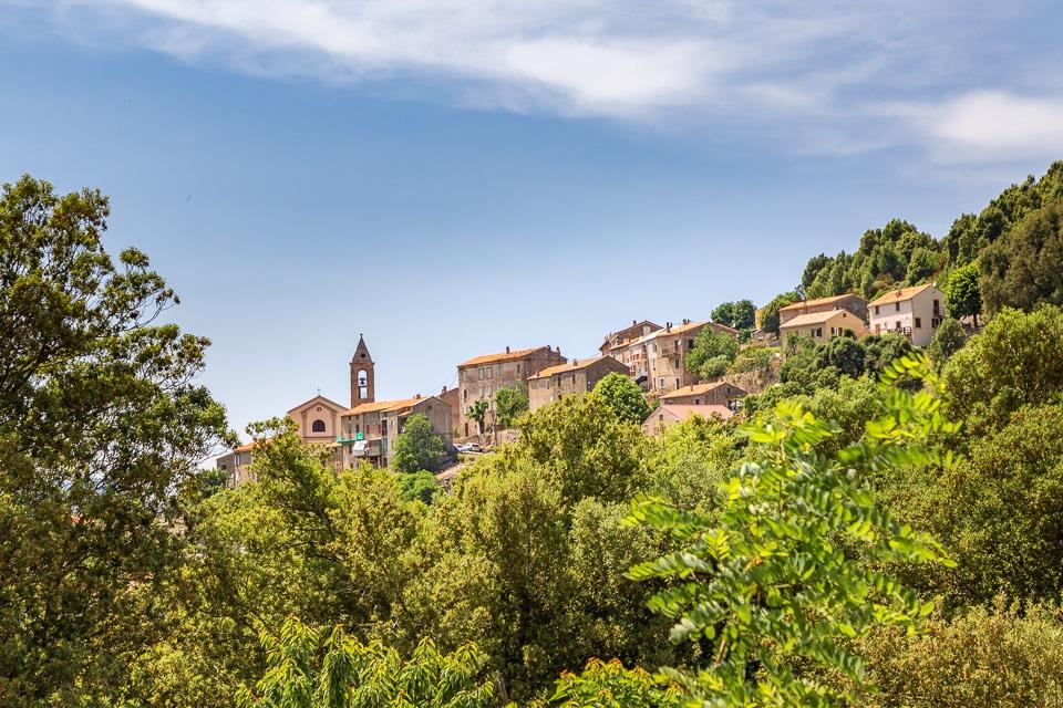corse-village