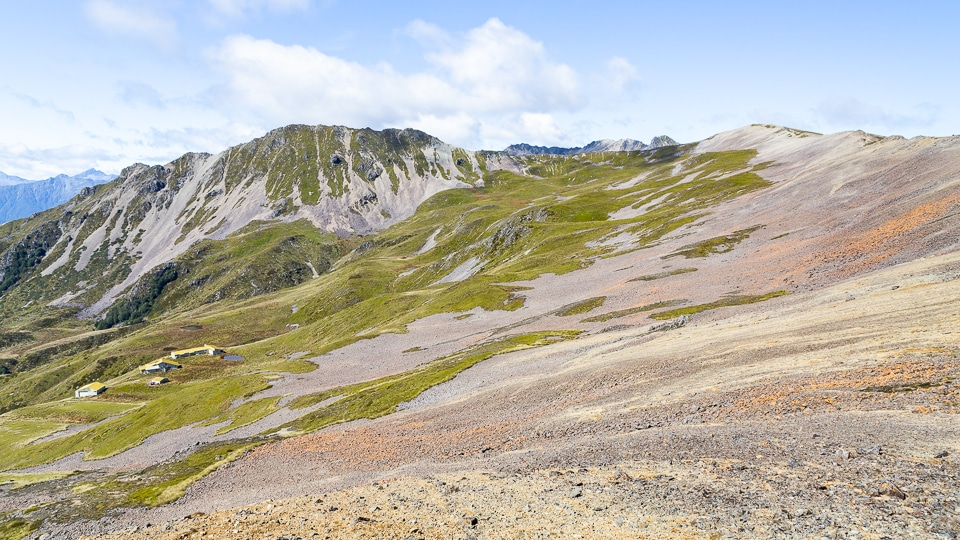 nelson-lakes mount robert