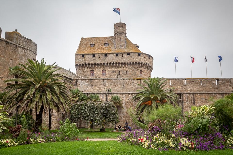 rempart saint-Malo