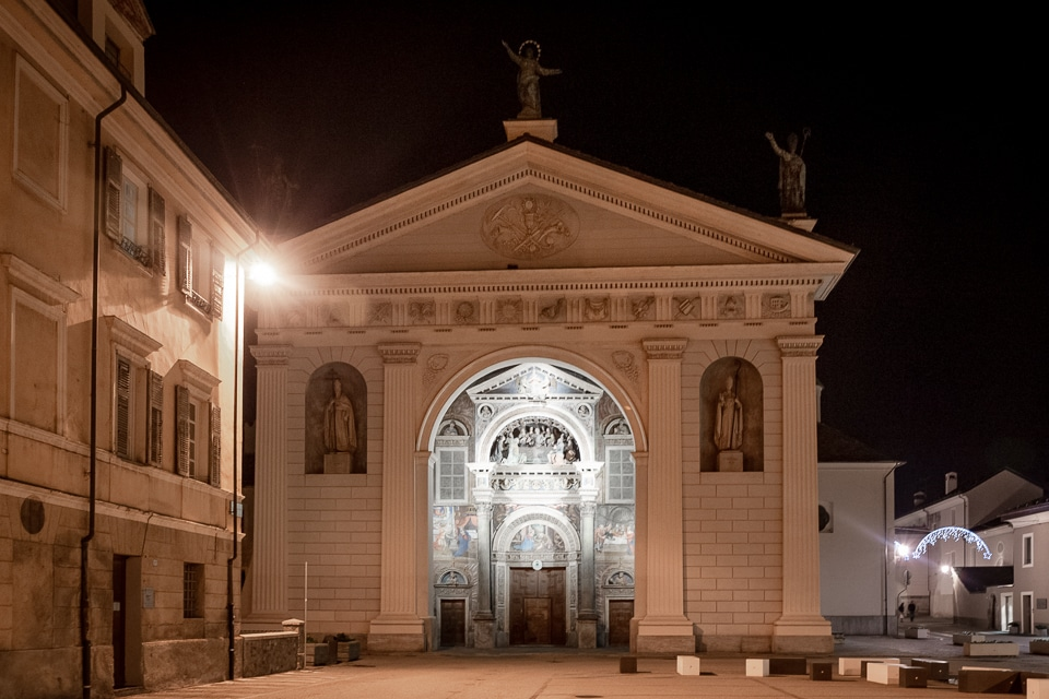 cathédrale aoste