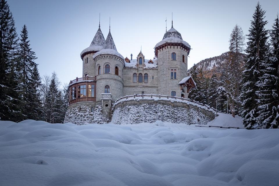 chateau de savoie val aoste