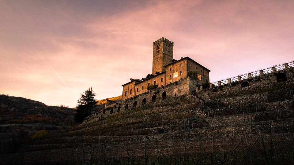 chateau de sarre
