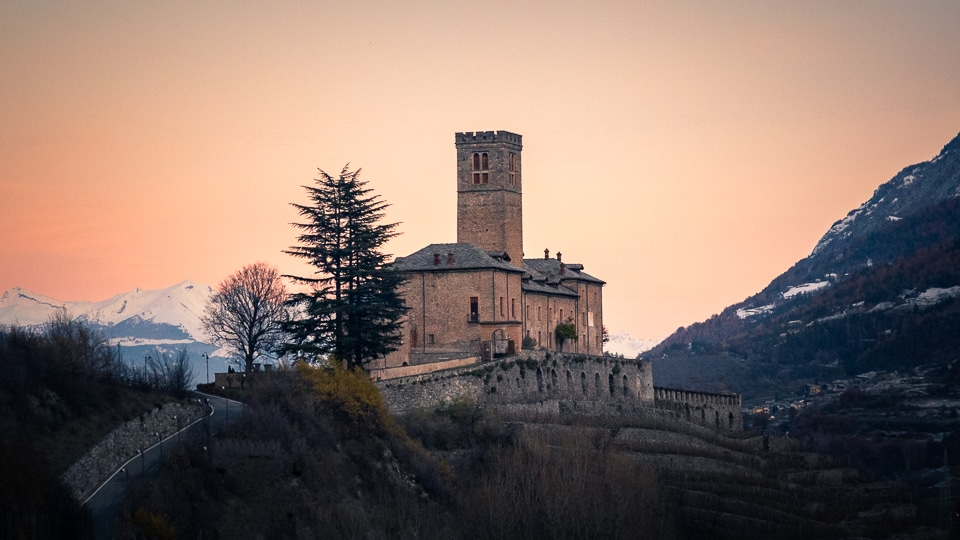 chateau sarre