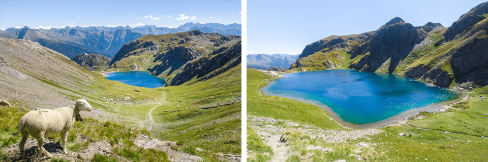Grand Lac de Laus Malrif queyras