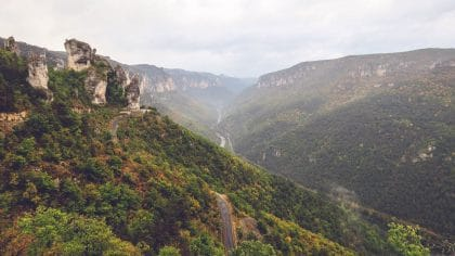 gorges tarn routes panoramiques